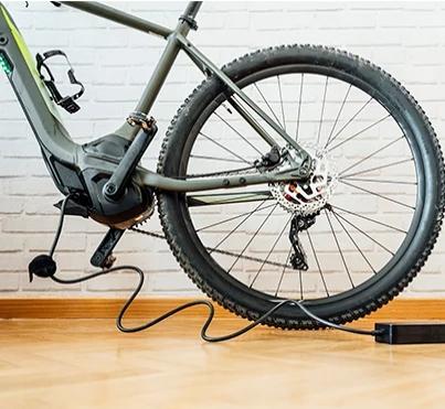 caricatore bicicletta elettrica